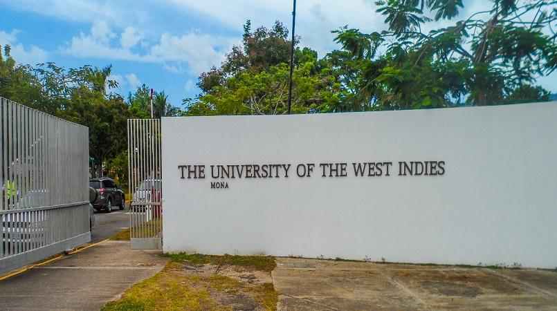 UWI Mona campus in Jamaica (FILE)