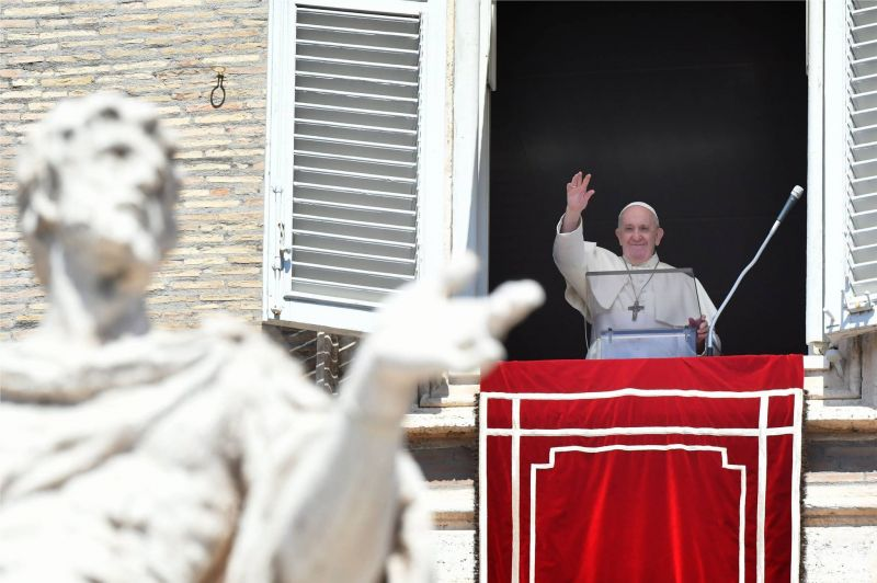 Le pape François. Photo AFP / Alberto PIZZOLI