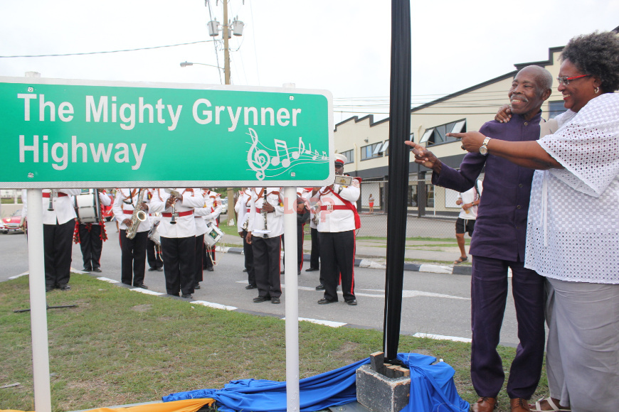 No more Spring Garden Highway.