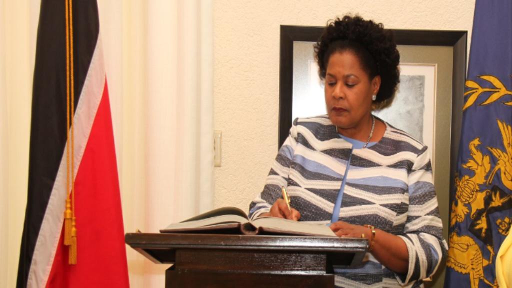 File photo: President, Paula-Mae Weekes