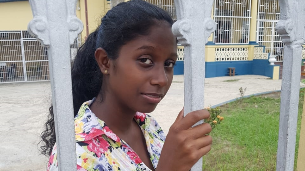 Pictured: Missing teen, Christina Sookdeo. Photo provided by the Trinidad and Tobago Police Service (TTPS).