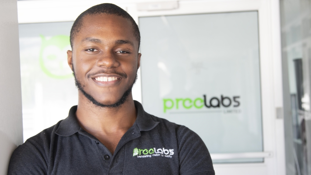 PreeLabs is led by CEO Yekini Wallen-Bryan.
