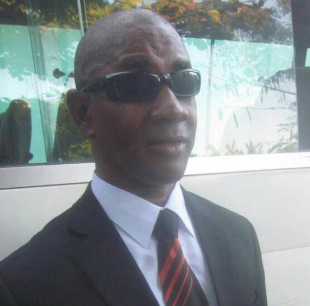 Ronald Montès, diplômé en droit en Haïti. Photo: Le Nouvelliste