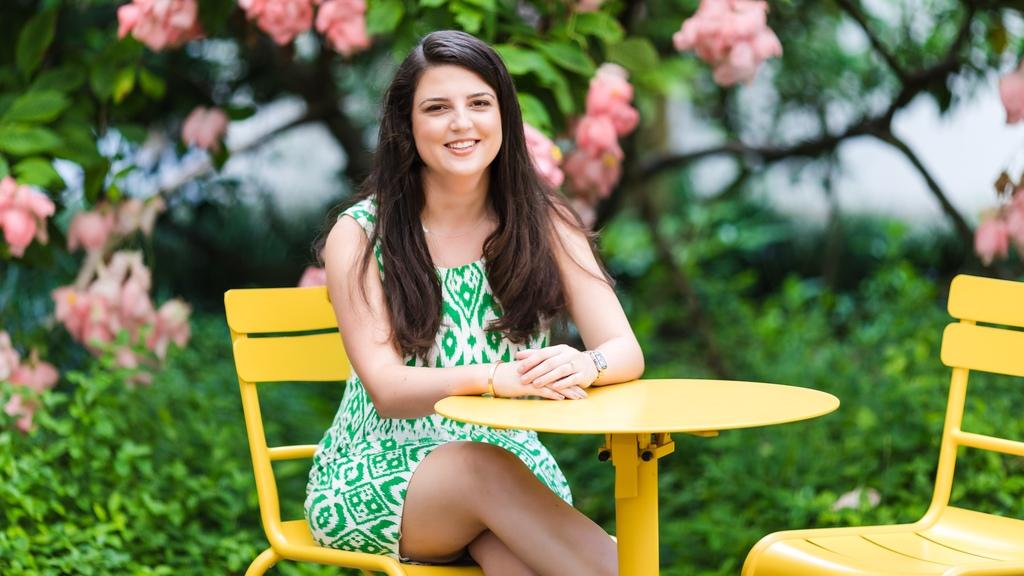 Lidiya Ivanova, owner of Barefoot Journeys. Photo: Lisa Reid