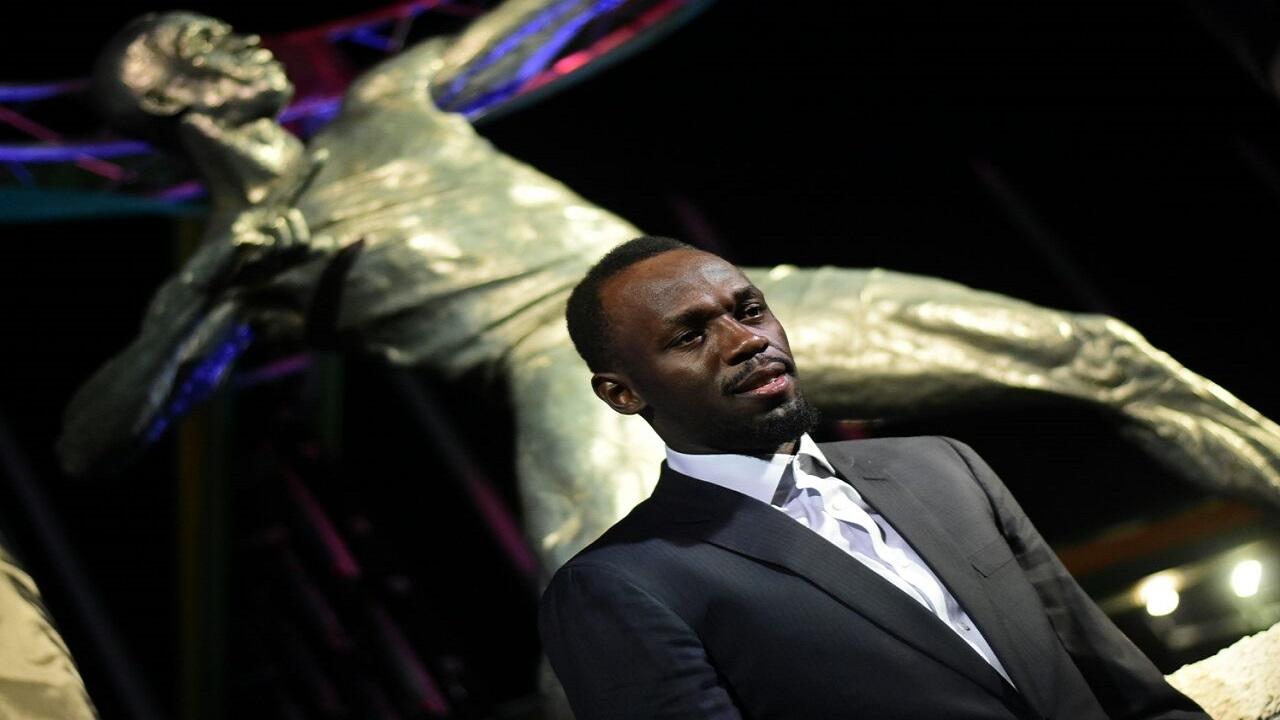Usain Bolt self-isolating amid coronavirus fears as he awaits test results