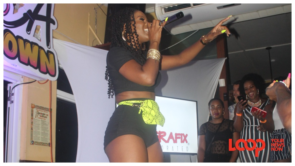 Faith's Soca Lockdown drew many