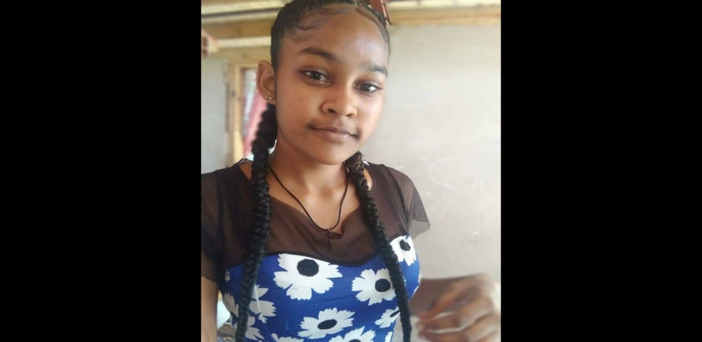 Pictured: Aliyah Bissoon (Photo provided by the Trinidad and Tobago Police Service)