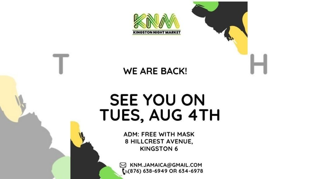 Kingston Night Market is back!