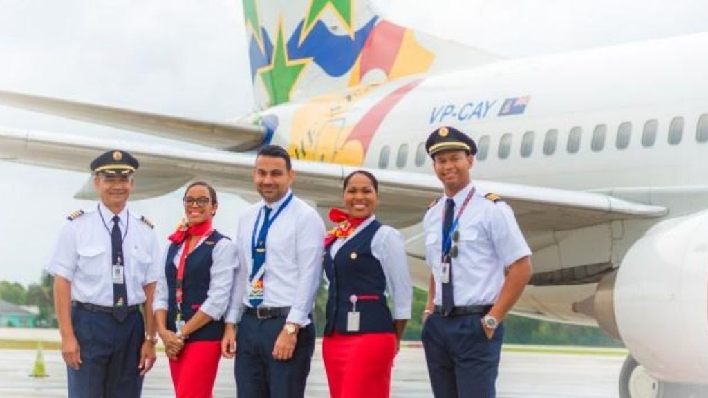 Image source: Cayman Airways website