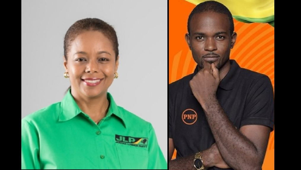 The JLP's Marlene Malahoo Forte and the PNP's Dr Andre Haughton are in a tight contest for the West Central St James seat.