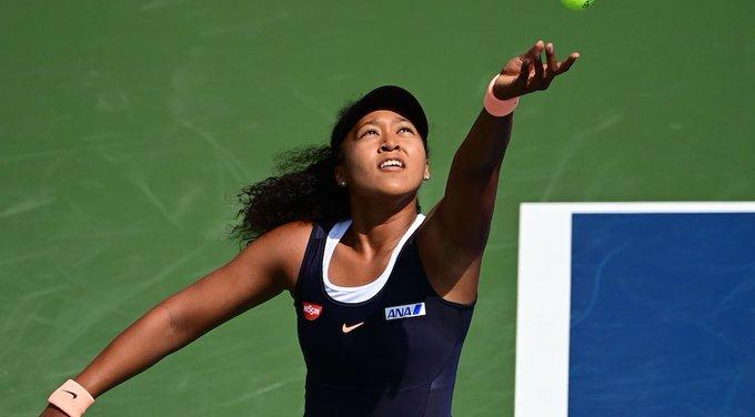 Tennis: Osaka qualifiée pour les demi-finales à Cincinnati. Photo: Twitter WTA