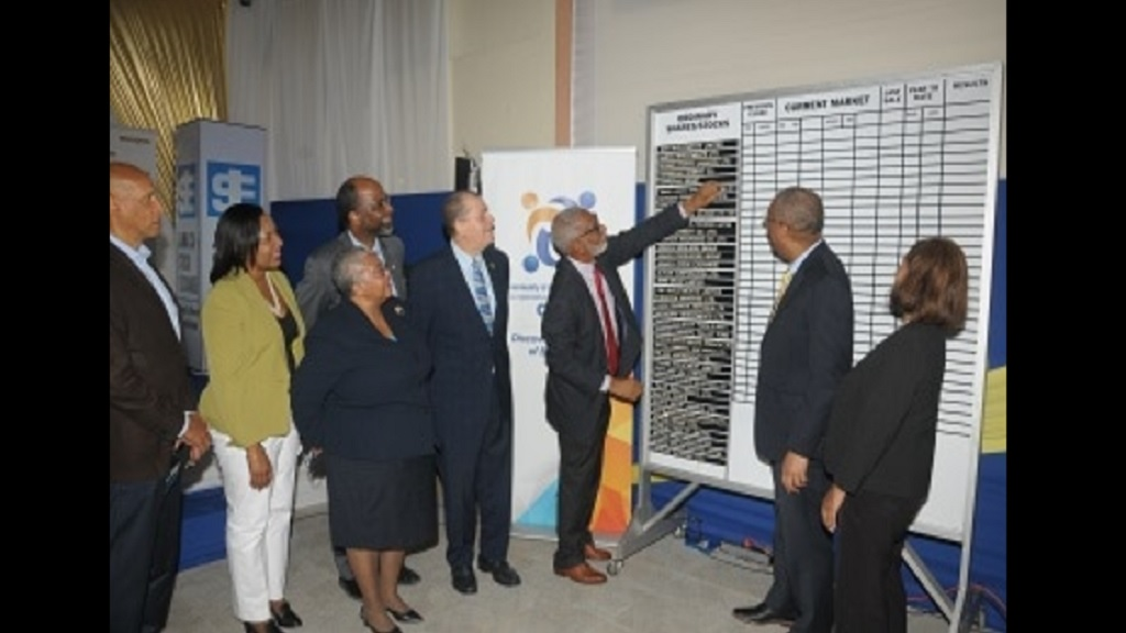 C&WJ Co-operative Credit Union Limited recently listed its 450 million units of Series A – 7.35 per cent Variable Rate Jamaican dollar Deferred Shares on the Main Market of the Jamaica Stock Exchange (JSE).