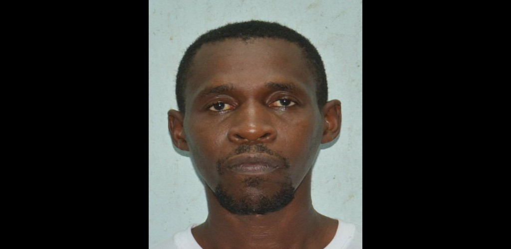 Pictured: Special Reserve Police Officer Sherwin John (Photo: Trinidad and Tobago Police Service)