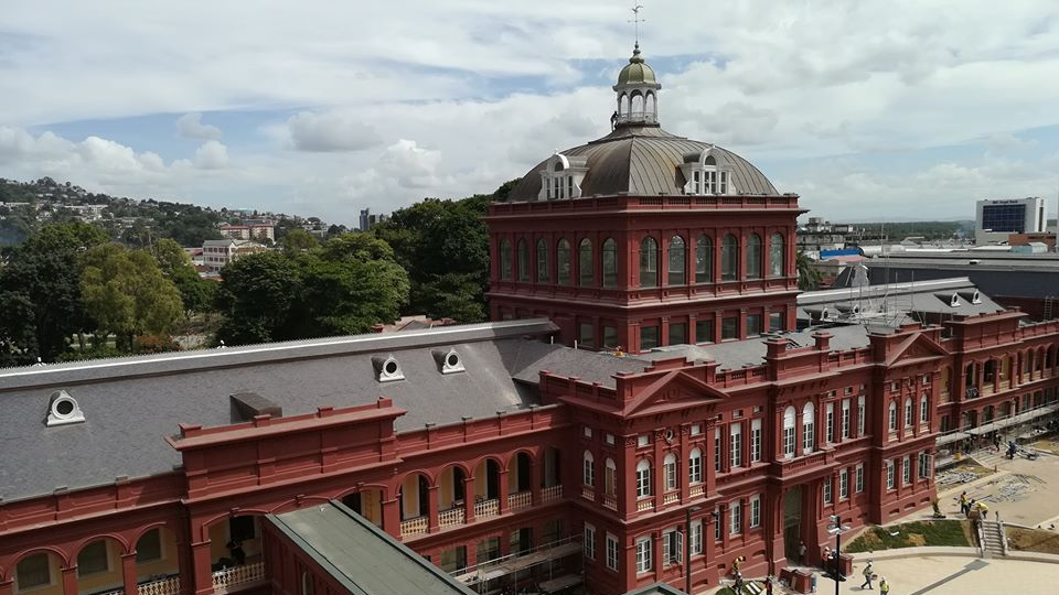 Red House (Photo courtesy the Parliament of Trinidad and Tobago)