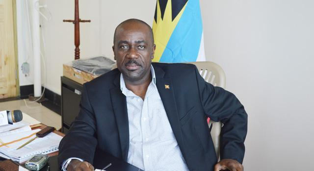 Antigua and Barbuda Foreign Affairs Minister, Chet Greene