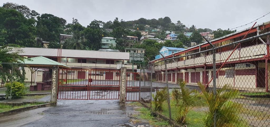 Entrepot Secondary School