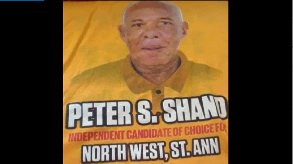 Businessman Peter Shand... Former Peter Phillips backer going the independent route for North West St Ann.