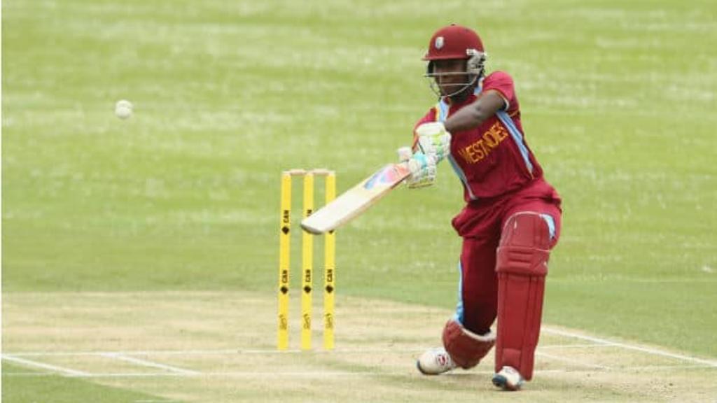 West Indies women's team captain Stefanie Taylor