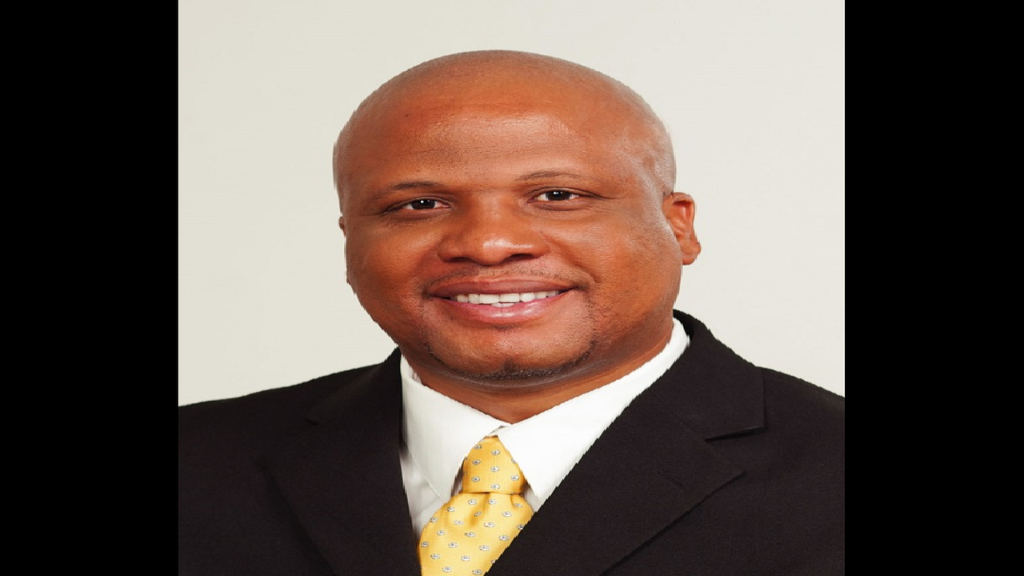 Parliamentary Representative for Soufriere/Fond St Jacques, Hon HeroldStanislas