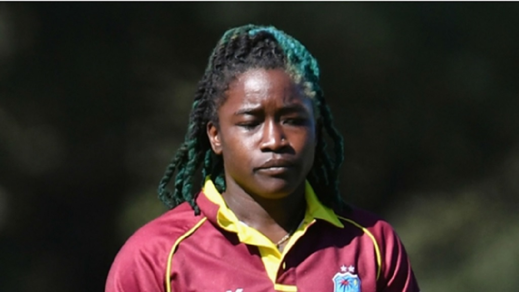 West Indies all-rounder Deandra Dottin.