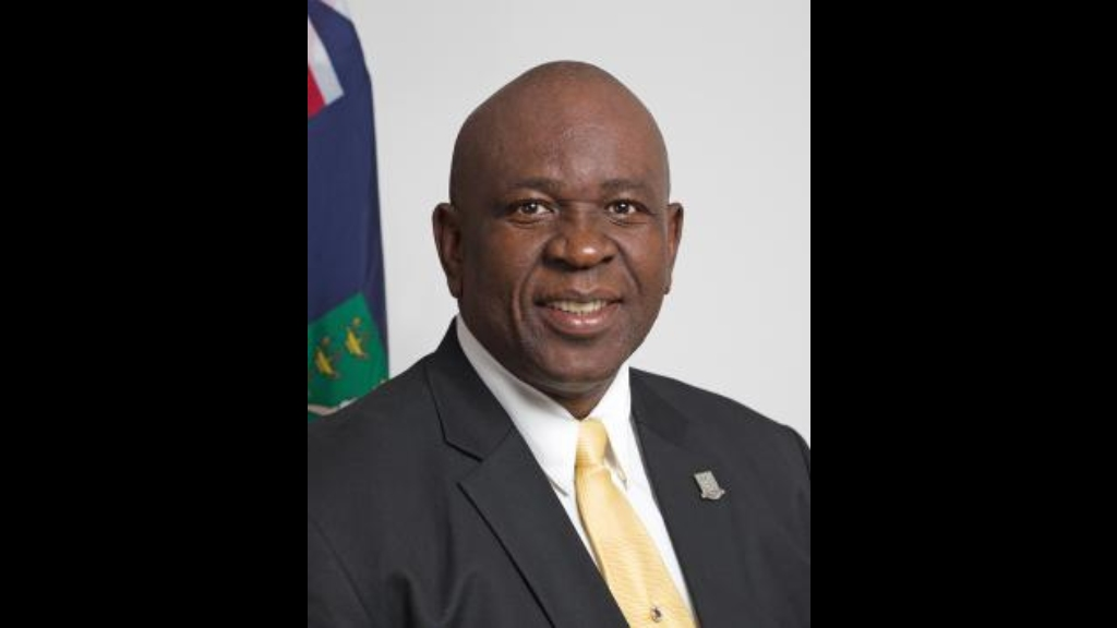 Minister of Health Carvin Malone.