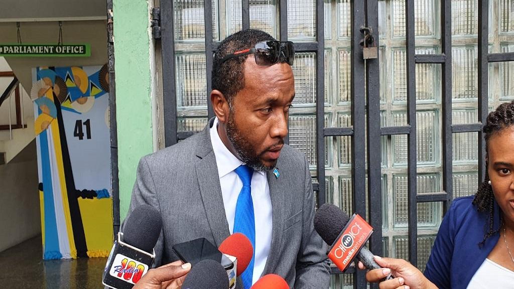 Attorney General Stephen Julien