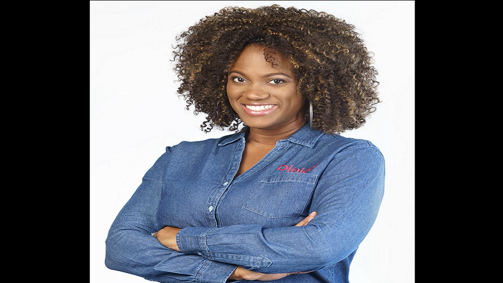 Chief Commercial Officer for Digicel, Wenise Davis.
