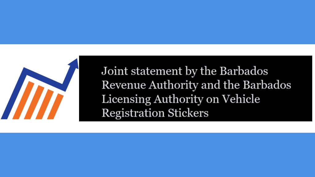 BRA and Barbados Licensing Authority Joint statement on Insurance Stickers