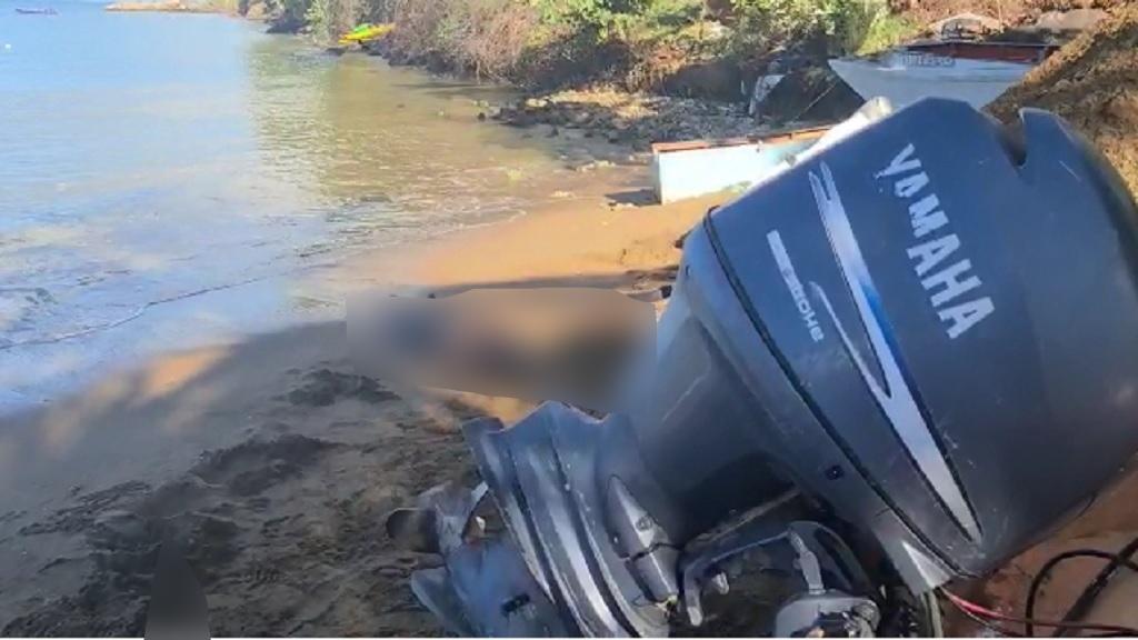Body found at Cul de Sac Bay