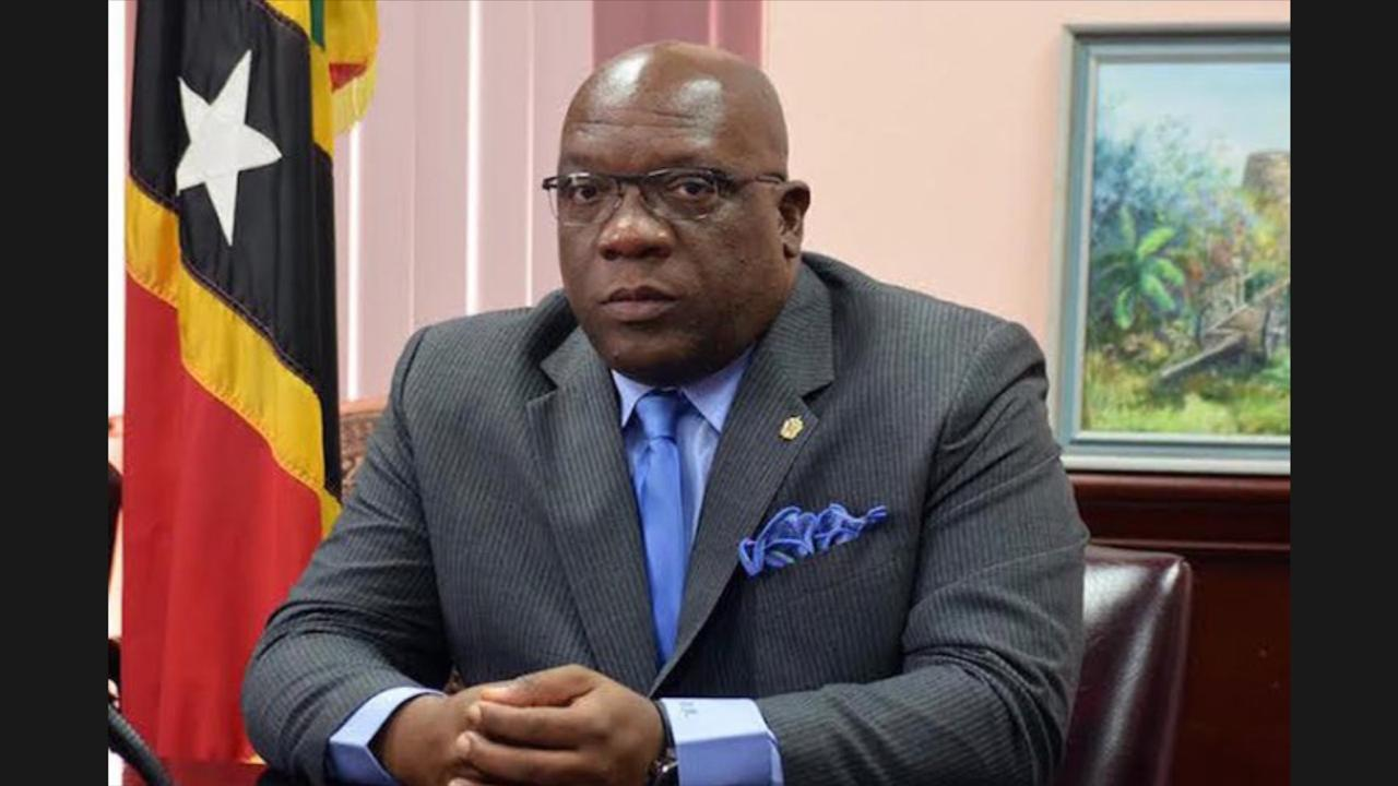 Prime Minister Dr Timothy Harris