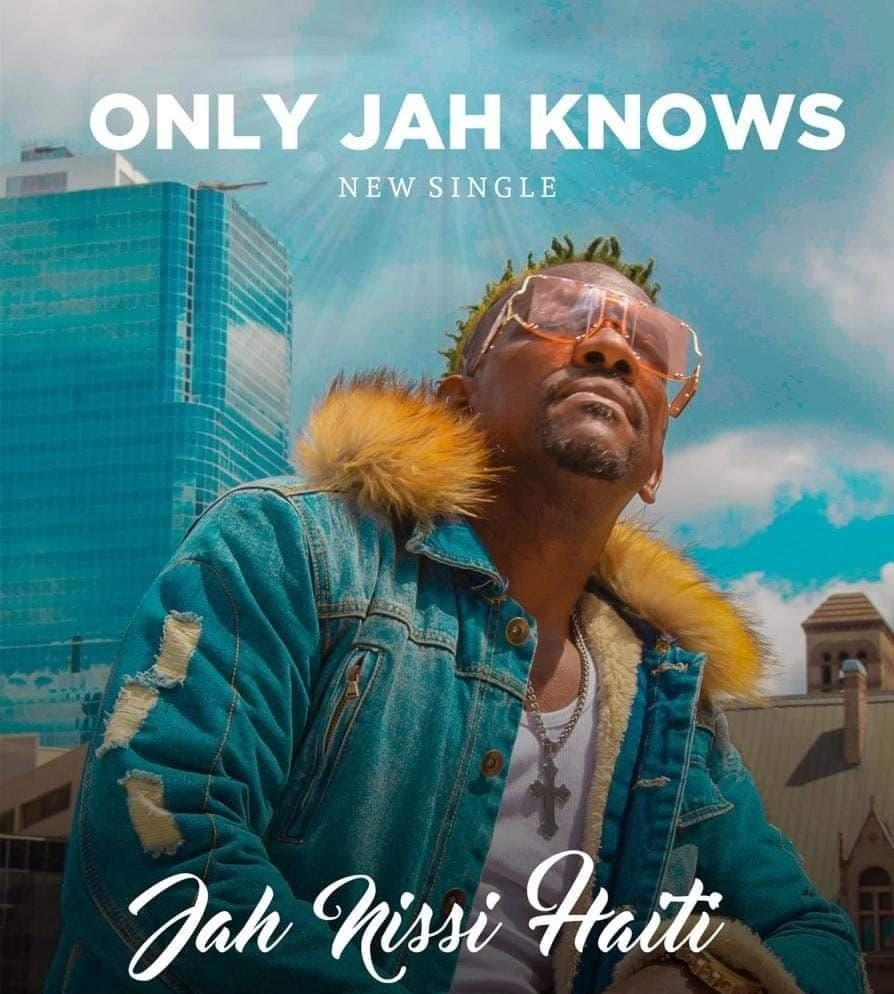 """Couverture de la chanson """"Only Jah Knows"""" de Jah Nissi"""