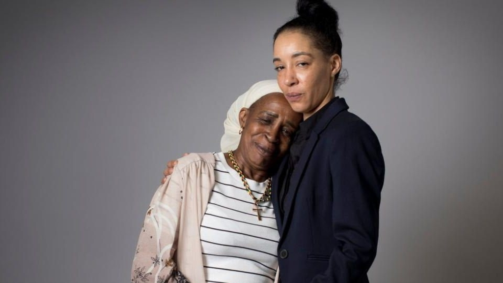 The late Paulette Wilson, left, and her daughter Natalie Barnes.