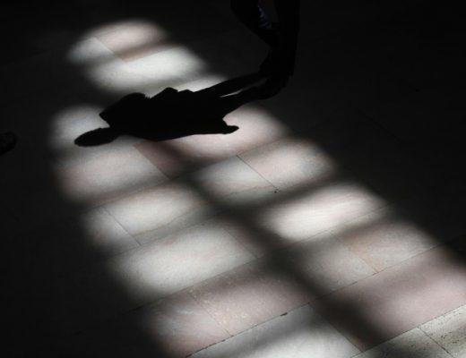 Illustration d'une personne suicidaire/ AFP