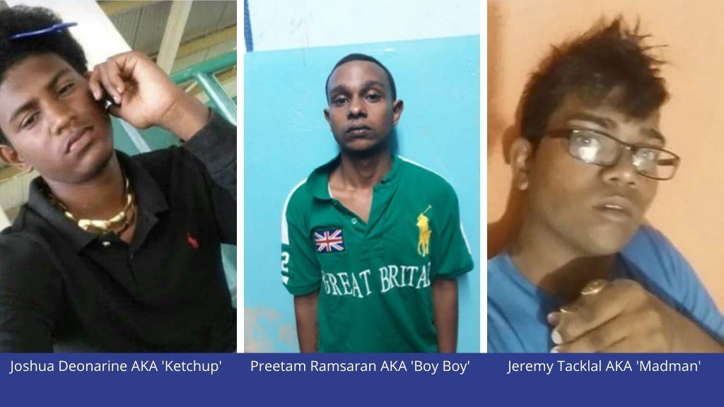Photos courtesy the TTPS.