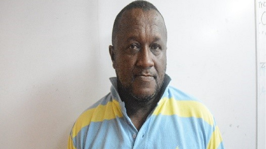 Photo: Wendell Ollivierre was granted bail after charges of assault involving two women. Photo via the Trinidad and Tobago Police Service (TTPS).