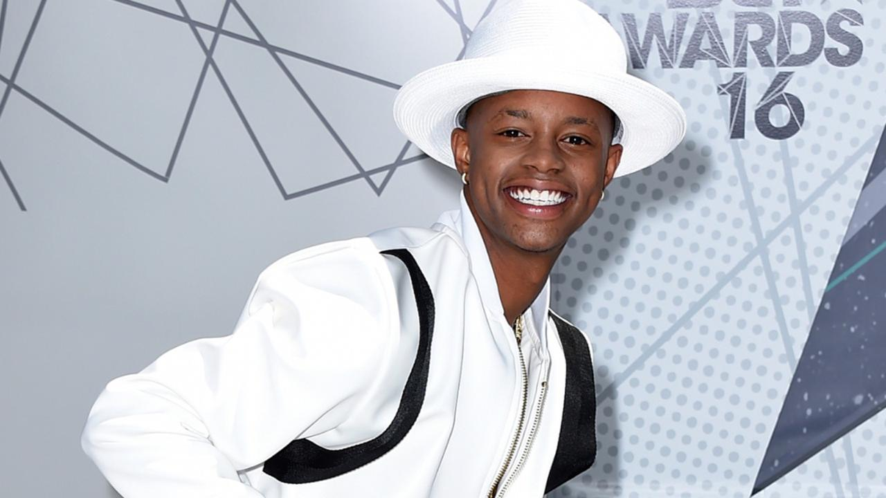 "Silento arrives at the BET Awards on June 26, 2016, in Los Angeles. The rapper, known for ""Watch Me (Whip/Nae Nae)"" and whose legal name is Richard Lamar Hawk, was charged Thursday, Sept. 3, 2020, with trying to hit two people with a hatchet in their home. (Photo by Jordan Strauss/Invision/AP, File)"