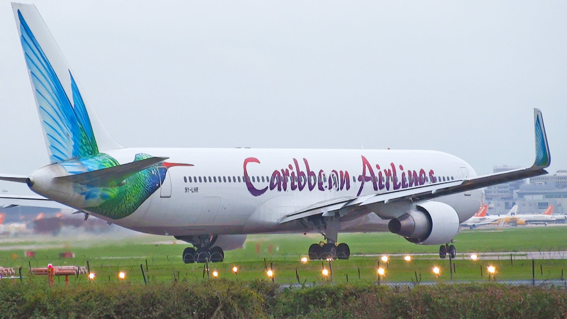 Caribbean Airlines (FILE)