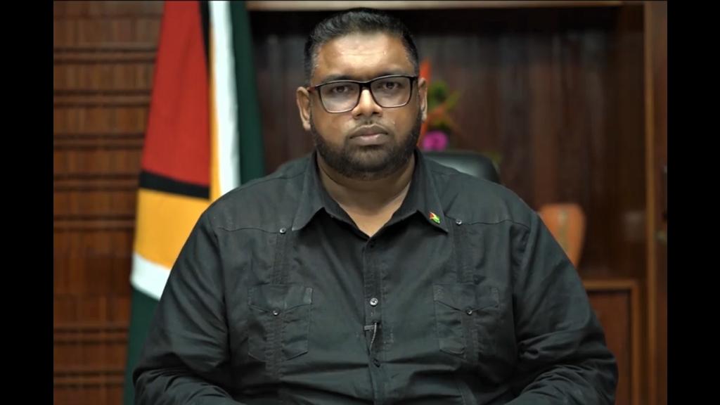 Dr Mohammed Irfaan Ali, president of Guyana.