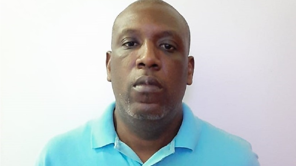 Photo: Sherlon Caseman pleaded guilty to beating a woman and was granted bail. Photo courtesy the TTPS.