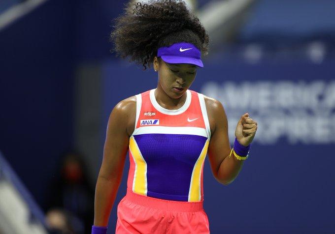US Open Naomi Osaka trop forte pour Anett Kontaveit. Photo: WTA