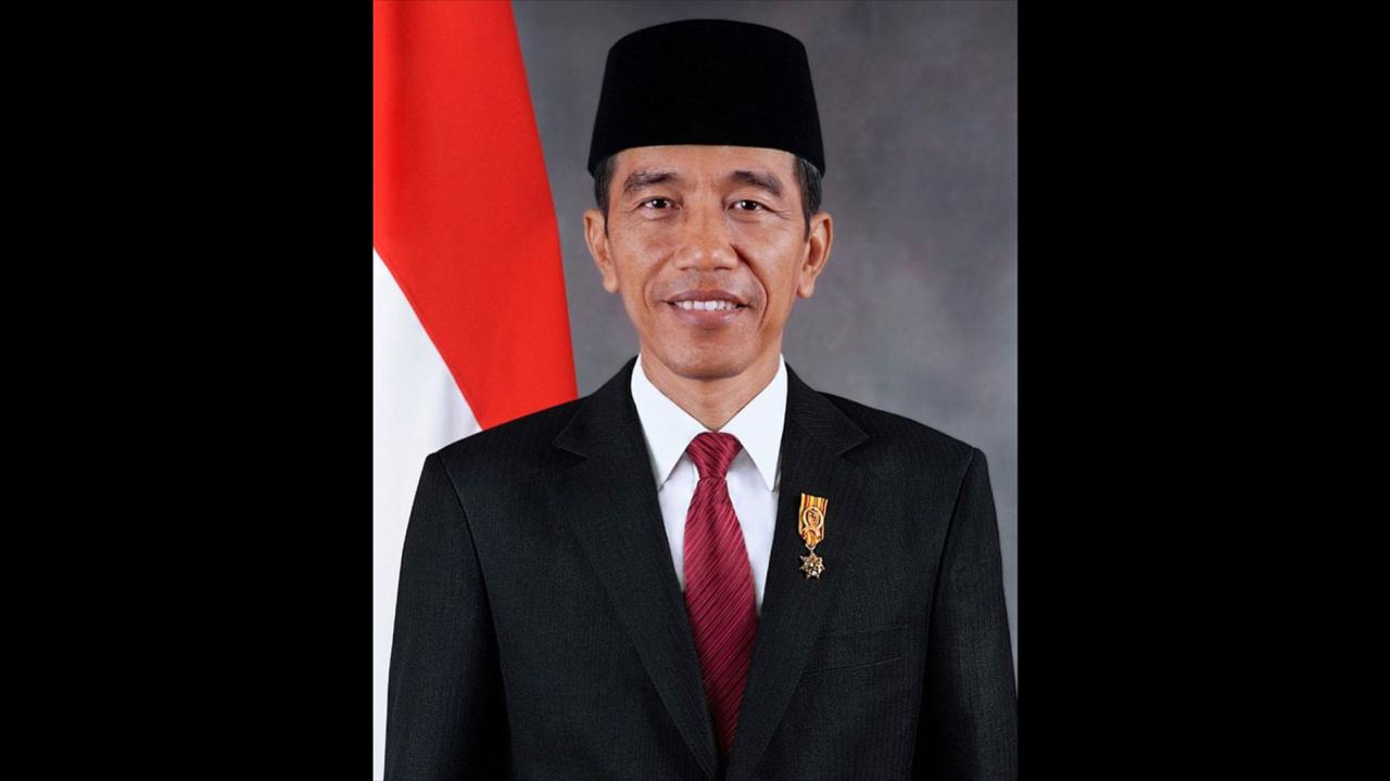 President of the Republic of Indonesia, Joko Wikodo
