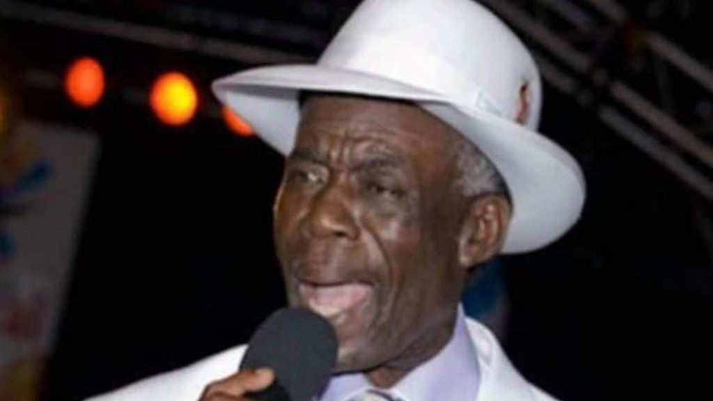 Antigua and Barbuda calypsonian King Swallow has died.
