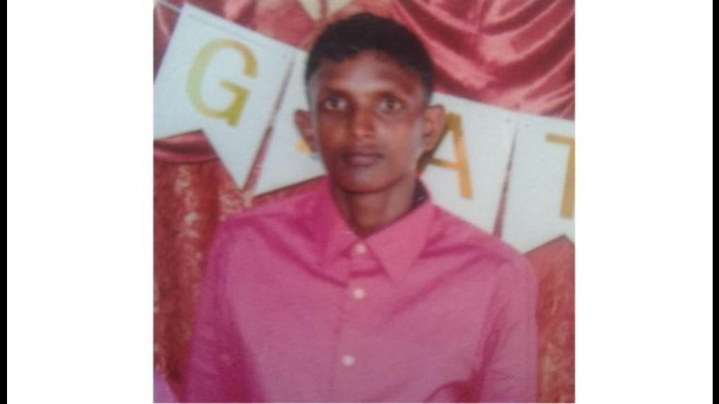 Murder victim Haresh Singh.