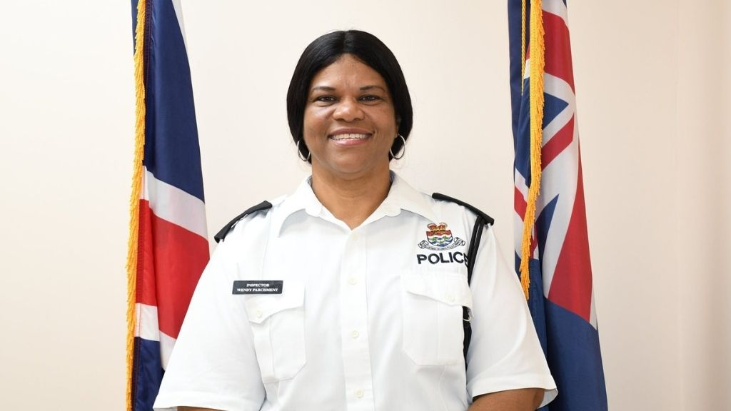 inspector Wendy Parchment; image source: RCIPS