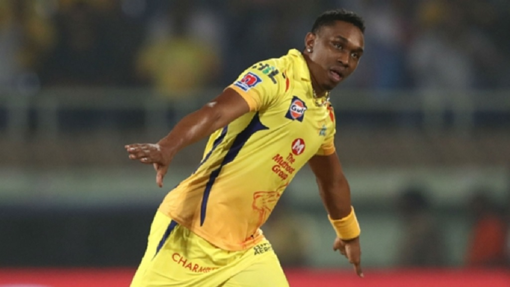 Former West Indies captain Dwayne Bravo.