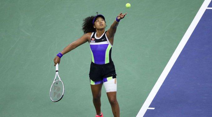 Naomi Osaka. Photo: WTA