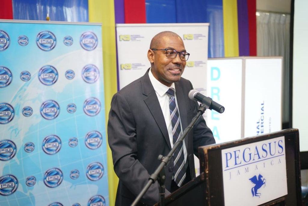 Brian Boothe, NCB Senior General Manager