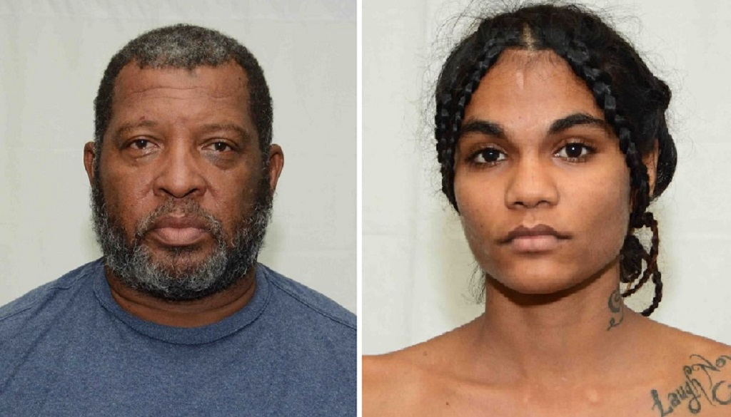 Judah Taitt (left), Anjali De Gannes (right). Photos courtesy TTPS.