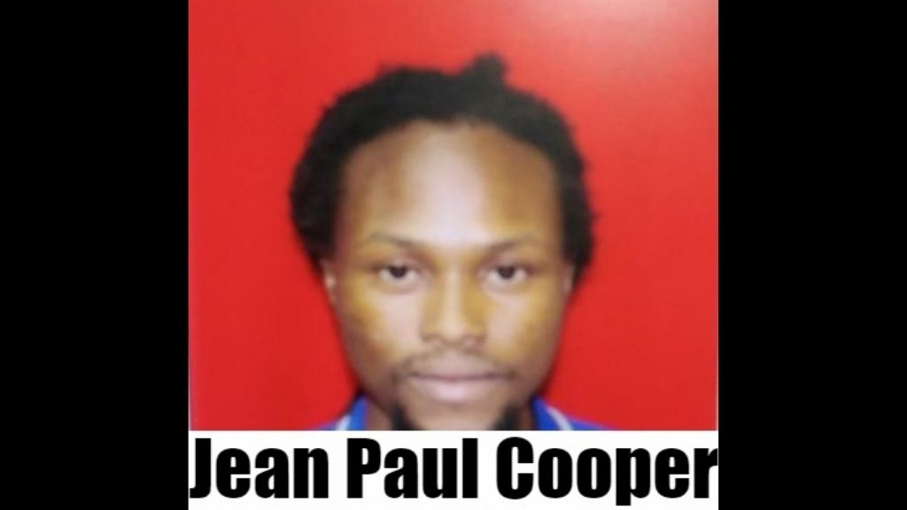 Photo: Jean Paul Cooper. Credit: Trinidad and Tobago Police Service.