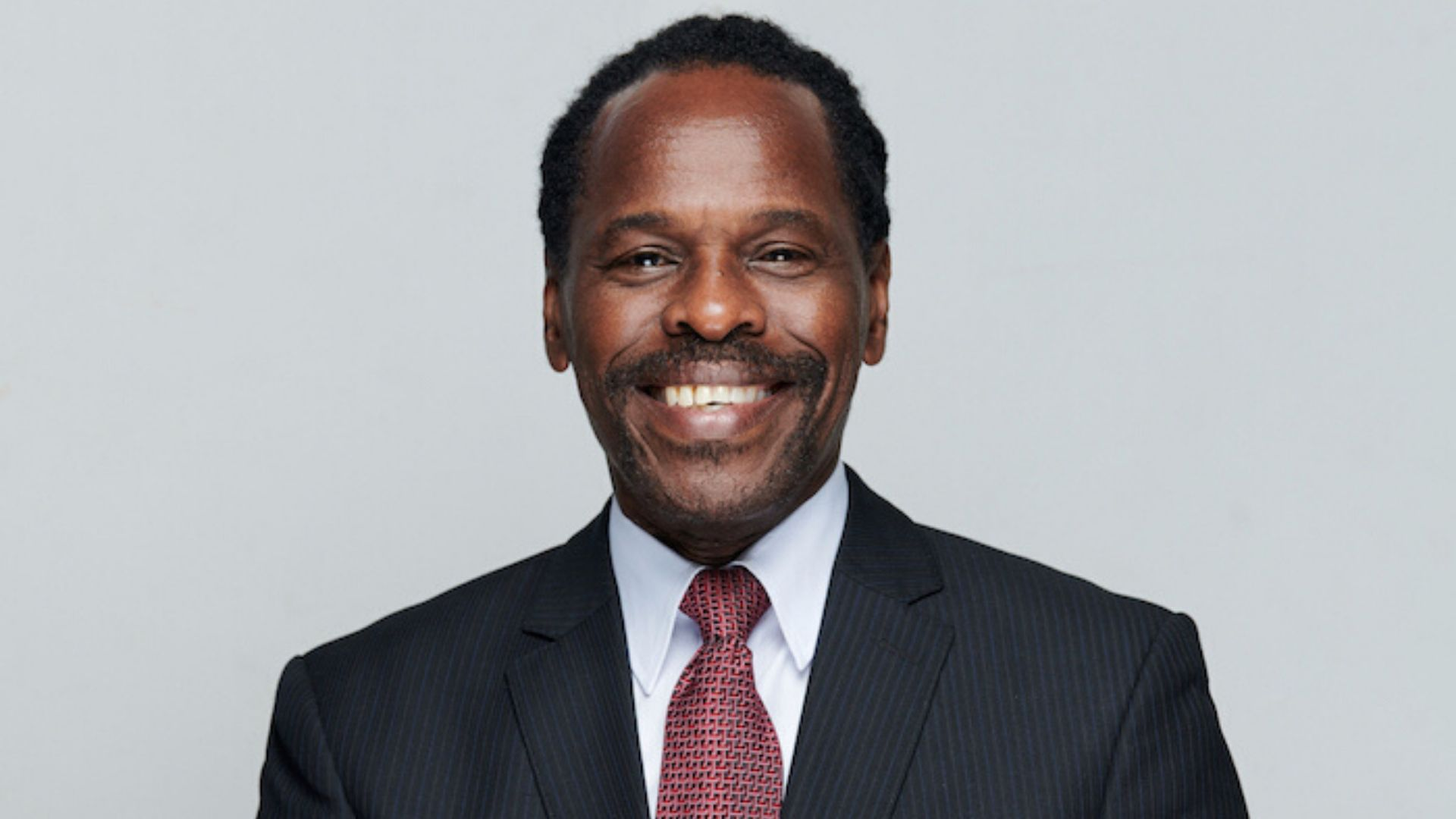 Minister Fitzgerald Hinds